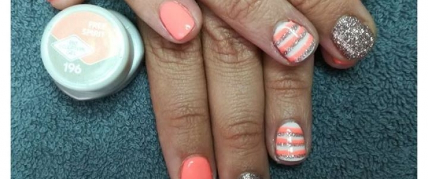 Nails done by Marine from Doné's