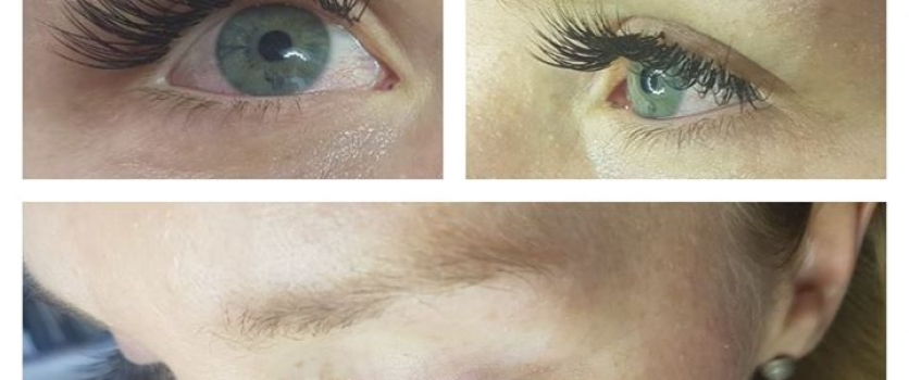 Individual Lashes done by Sanet from Doné's