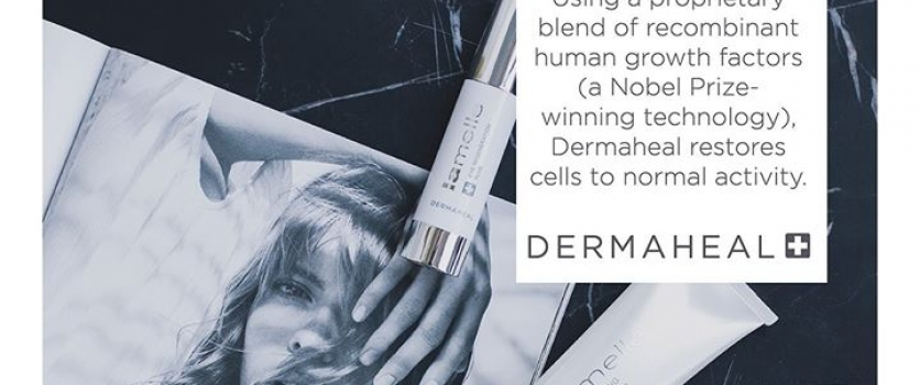 Beat the test of time with Lamelle's Dermaheal Range! Available at Doné's.Beat t…