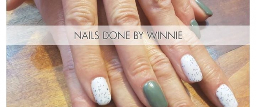 Nails by Winnie from Doné's.