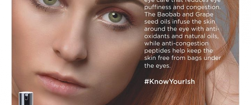 Beauty is in the eye of the beholder. Stay young and reduce your eye puffiness w…
