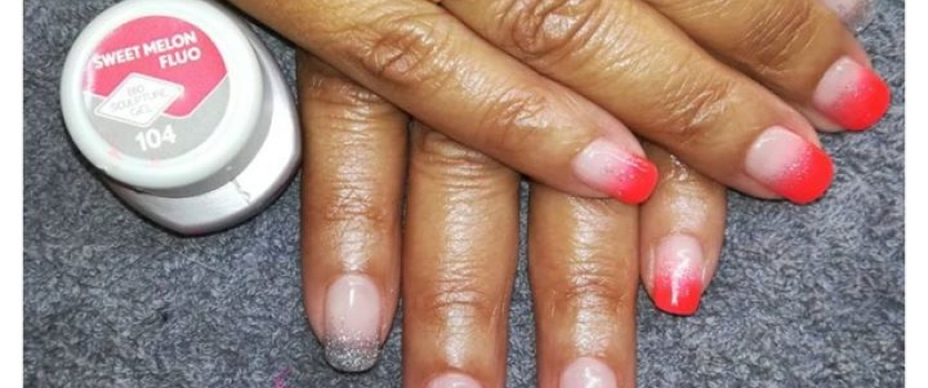 Nails done by Mariné from Doné's
