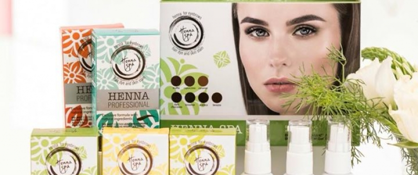 HENNA SPA: Hair Dye and Skin Stain now available at Doné's  THE TECHNIQUE: Henna…