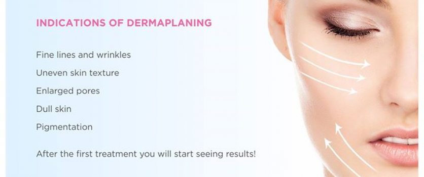Indications of Skin Dermaplaning