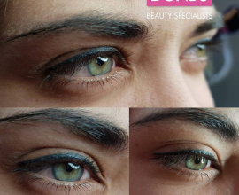 PMU: Healed Top Eyeliner  |  Only at Doné's.