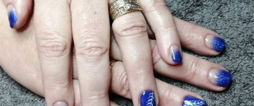 Gel Nails by Mariné done at Doné's.