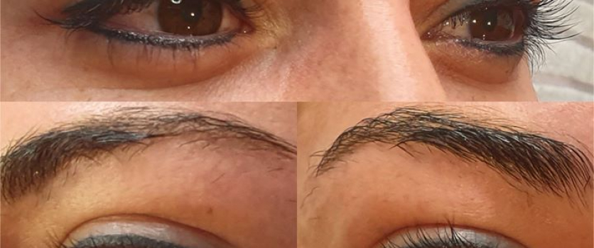PMU: Healed Eyeliner done with the Dora Hollos ESSENTIAL Machine at Doné's