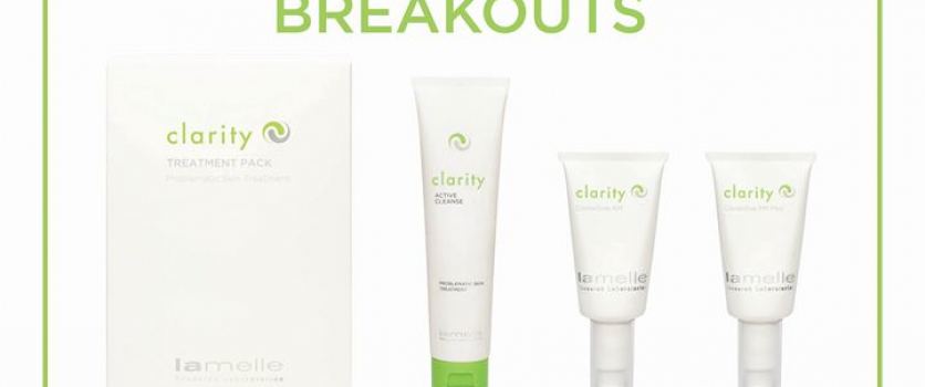 CLARITY TREATMENT PACK from Lamelle Research Laboratories now available at Doné'…